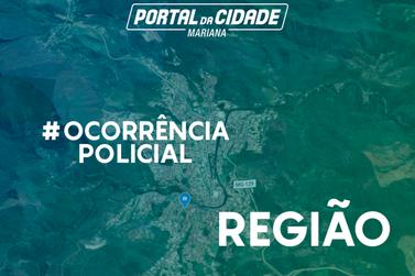 Polícia Militar prende traficante após intensa perseguição em Ouro Preto