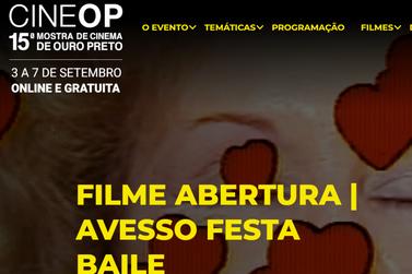 A Cineop começa hoje, não perca!
