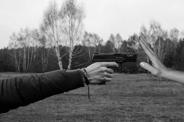 Conviver com a violência no mundo real não conversa com as estatísticas