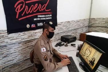 Polícia Militar promove PROERD em Casa na Região dos Inconfidentes