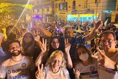 Celso Cota é eleito o novo prefeito de Mariana