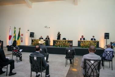 Justiça Eleitoral diploma candidatos eleitos em Ouro Preto