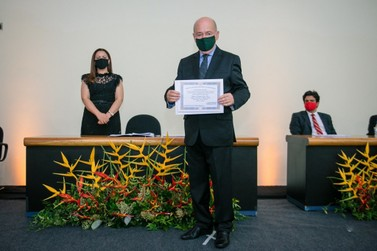Prefeito eleito de Ouro Preto é diagnosticado com a Covid-19