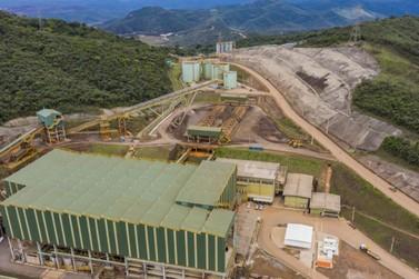 Samarco reinicia operação nos Complexos de Germano e Ubu