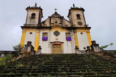 Seminário debate colocação de réplicas dos evangelistas em Igreja de Ouro Preto