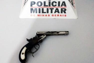 Autor de ameaça é preso pela Polícia Militar em Mariana