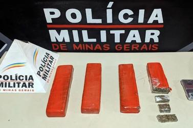 Polícia Militar prende autoras de tráfico de drogas no Barro Preto em Mariana