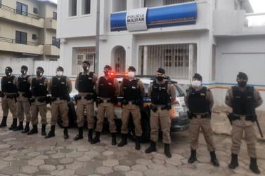 Polícia Militar registra balanço positivo no último fim de semana