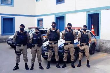 52° Batalhão de Polícia Militar recebe novos Soldados