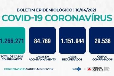 Mais de 700 mil vacinas contra a Covid-19 chegam a Minas Gerais nesta sexta