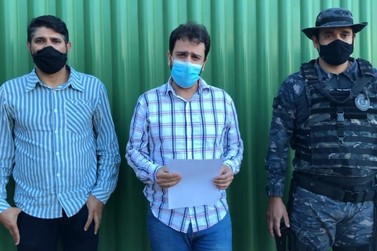 Mineradora VGX tem atividades suspensas em Mariana