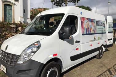 Prefeitura adquire van totalmente adaptada para atender demandas do Cras Volante