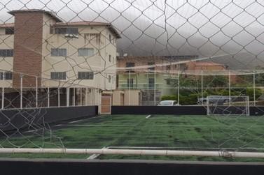 Quadras dos bairros Colina e São Gonçalo foram depredadas
