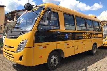 Mariana recebe micro-ônibus escolar para atender estudantes da rede municipal
