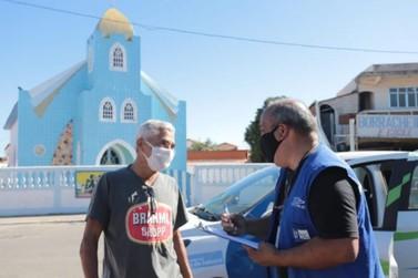 CEDAE cadastra moradores de Ponta Negra para fornecimento de água