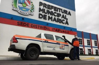 Centro Administrativo de Itaipuaçu recebe nova base da Defesa Civil