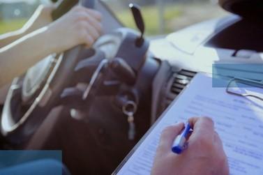 Detran retorna com exames práticos de direção para motoristas em algumas cidades