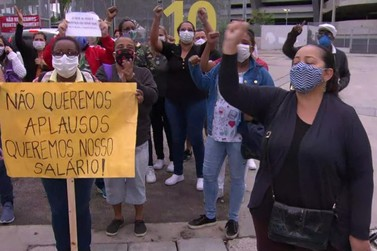 Governo do RJ vai pagar os salários atrasados nos hospitais de campanha e SAMU