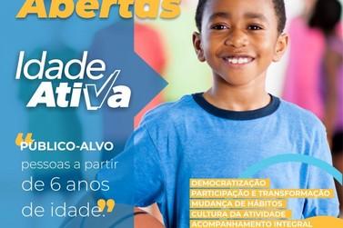 Itaboraí tem inscrições abertas para todas as idades em projeto socioesportivo