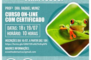 "Maricá realiza curso ""Biodiversidade para Todos"""