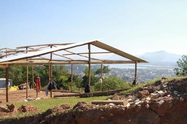 Nova área do Mirante do Caju se tornará uma das atrações turísticas de Maricá