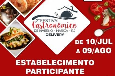 Começou o 2º Festival Gastronômico de Inverno de Maricá