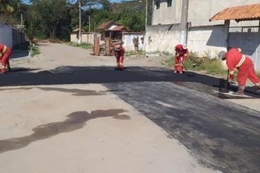 Programa de revitalização de Maricá segue por toda cidade