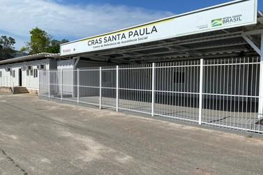 Santa Paula e Bosque Fundo recebem novas unidades do CRAS
