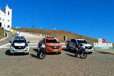 Saquarema tem redução de criminalidade na cidade