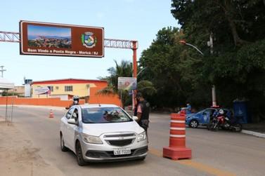 Barreiras Sanitárias coibem desrespeito aos protocolos de segurança em Maricá