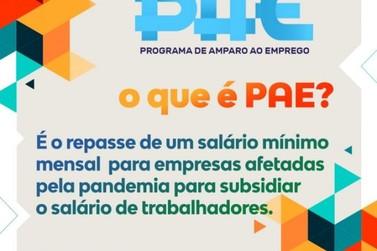 Beneficiados pelo PAE tem prazo para prestação de contas