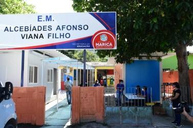 Famílias de alunos da rede municipal de ensino recebem proteção social em Maricá