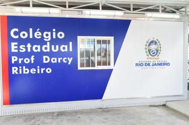 Primeira escola de ensino médio é inaugurada em Itaipuaçu