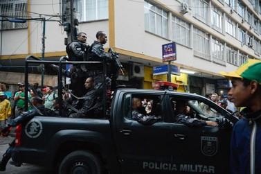 Suspensão das operações policiais no RJ diminui número de mortes e feridos