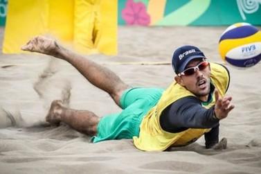"""Vôlei de praia terá """"bolha"""" na volta das competições em Saquarema"""