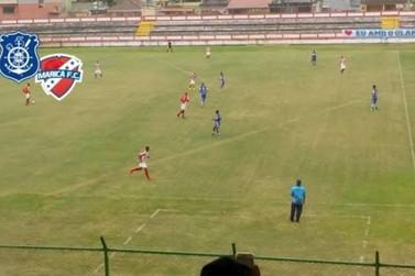 Maricá estréia com empate diante do Olaria na Série B1