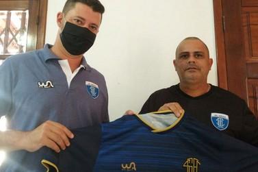 São Gonçalo Esporte Clube tem novo treinador