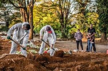 Brasil contabiliza 150 mil mortes por Covid-19