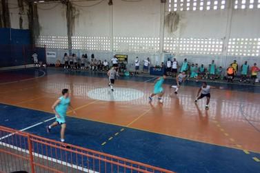 Maricá enfrenta a Portuguesa pelo Cariocão de Futsal