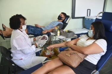 Campanha de doação de sangue em Maricá coletou 120 bolsas