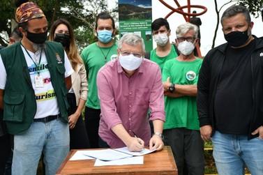 Prefeitura assina Plano de Manejo do Parque Natural Municipal de Niterói