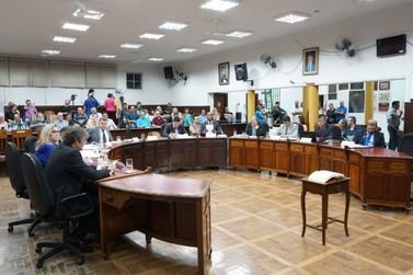 Câmara autoriza Prefeitura a emprestar R$ 26 milhões