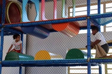 Brinquedoteca Municipal abre ao público neste sábado