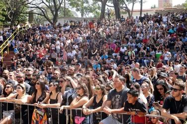Mogi Rock 250 reúne mais de 50 baterias e 5 bandas