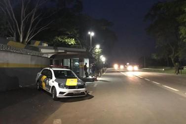 Renovias troca a iluminação na malha rodoviária