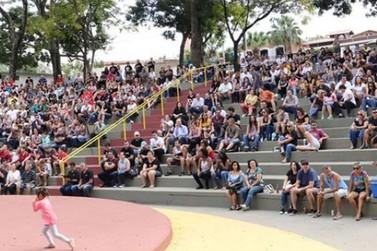 Teatro de Arena recebe edição do Mogi Rock
