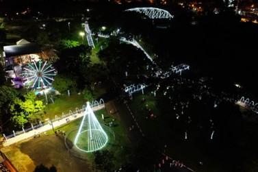 Mogi Guaçu: 6ª edição do Natal Luz tem abertura na sexta-feira