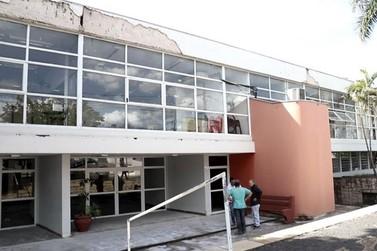 Obras para reforma no Centro Cultural já são executadas
