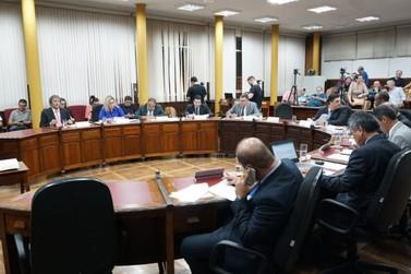 Comissão Processante é eleita para analisar pedido de cassação de Samuel