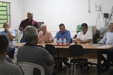 Em ano de eleição, Prefeitura se reúne com moradores do Sol Nascente